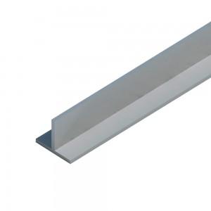 Perfil T 60 x 6000 mm Alumínio