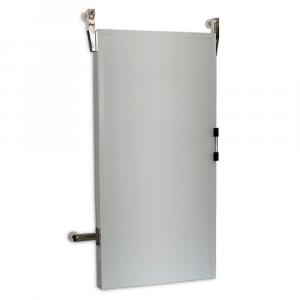 Porta RM de Correr p/ Resfriados com marco aberto 1200 x 2000 x 100 mm