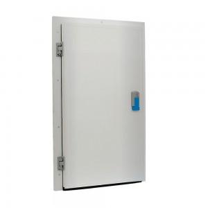 Porta Giratória p/ Resfriados embutir marco aberto 1000 x 2000 x 100 mm