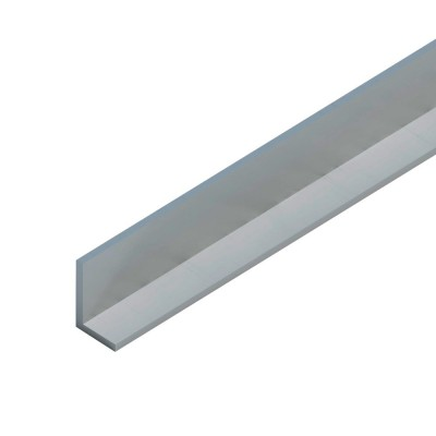 Perfil L 50 x 50 x 6000 mm Alumínio