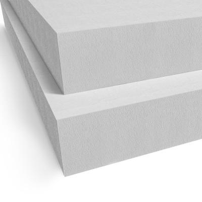 Placa de isopor para piso 1000x500x100mm pacote c/2