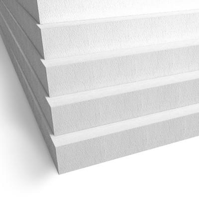 Placa de isopor para piso 1000x500x50mm pacote c/5